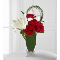 The FTD® Pure Passion™ Bouquet, USA