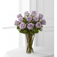 The FTD® Lavender Rose Bouquet, USA