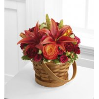 The FTD® Abundant Harvest™ Basket, USA