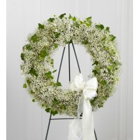 The FTD® Precious™ Wreath, USA