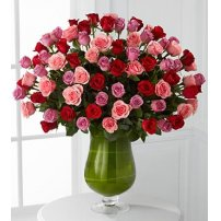 Heartfelt Luxury Rose Bouquet - USA