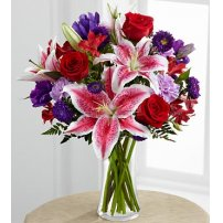 The Stunning Beauty™ Bouquet by FTD®, USA