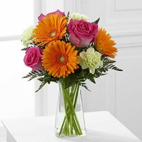 The FTD® Pure Bliss™ Bouquet, USA
