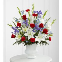The FTD® Cherished Farewell™ Arrangement, USA