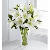 The FTD® Light In Your Honor™ Bouquet, USA