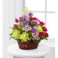 The FTD® Truly Loved™ Basket, USA