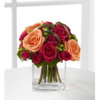 The FTD® Deep Emotions® Rose Bouquet by BHG®, USA