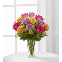 The FTD® Pure Enchantment™ Rose Bouquet, USA