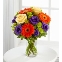 The FTD® Rays of Solace™ Bouquet, USA
