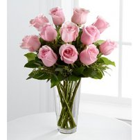 Pink Rose Bouquet by FTD®, USA