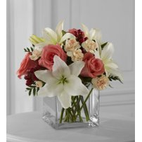 The FTD® Blushing Beauty™ Bouquet, USA