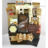 The FTD® Exclusive Fine and Fancy Gourmet Gift, USA