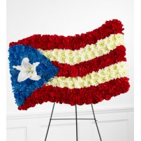 The FTD® Devotion™ Flag Tribute, USA