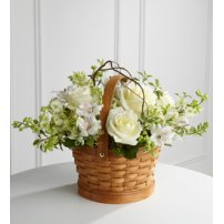 The FTD® Peaceful Garden™ Basket, USA