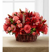 The FTD® Bountiful Garden™ Bouquet, USA