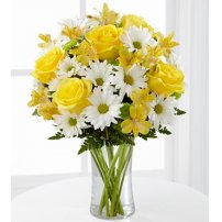 The Sunny Sentiments™ Bouquet by FTD®, USA