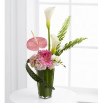 The FTD® Gently into the Ever-After™ Arrangement, USA