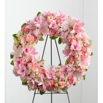 The FTD® Loving Remembrance™ Wreath, USA