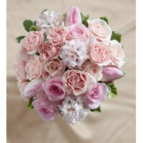 The FTD® Dawn Rose™ Bouquet, USA