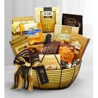 The FTD® Exclusive Sweet & Sublime Gourmet Basket, USA