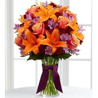 The FTD® Harvest Heartstrings™ Bouquet - USA