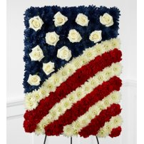 The FTD® Glory Be™ Flag Tribute, USA