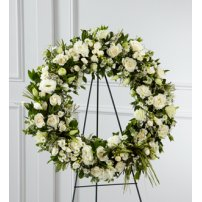 The FTD® Splendor™ Wreath, USA