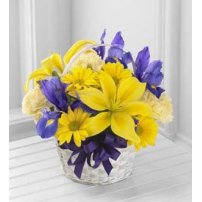 The FTD® Spirit of Spring™ Basket, USA