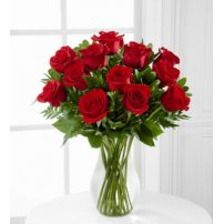 The FTD® Blooming™ Rose Bouquet, USA