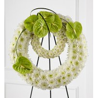 The FTD® Wreath of Remembrance™, USA