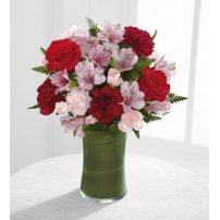 The FTD® Love In Bloom™ Bouquet, USA