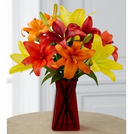 The FTD® Happy Thoughts™ Bouquet - Elkhart