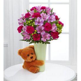 The FTD® Irresistible Love™ Bouquet - Aurora