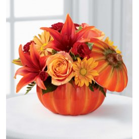 The FTD® Bountiful™  - Flowers to  USA