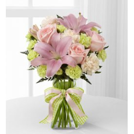 The FTD® Girl Power™ Arrangement   - Davenport